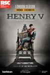 Tickets for Henry V (Barbican Centre, West End)