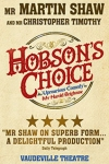 Buy tickets for Hobson's Choice