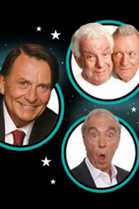 Tickets for Barry Humphries - Barry Humphries' Silent Comedy Spectacular (London Palladium, West End)