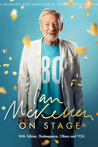 Ian McKellen at Richmond Theatre, Outer London