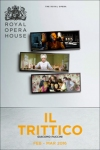 Tickets for Il trittico - Il Tabarro/Suor Angelica/Gianni Schicchi (Royal Opera House, West End)