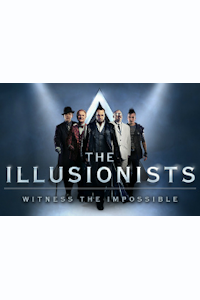The Illusionists (Shaftesbury Theatre, West End)