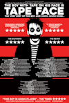 Tickets for The Boy with Tape on His Face - is Tape Face (The Shaw Theatre, Inner London)