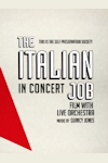 The Italian Job with Live Orchestra