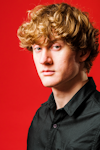 James Acaster at Chorley Little Theatre, Chorley