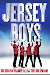 Jersey Boys tour at 5 venues