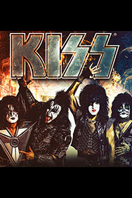 Kiss at The O2 Arena, Outer London