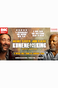 Tickets for Kunene and the King (The Ambassadors Theatre, West End)