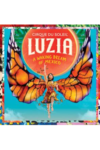 Luzia - Cirque Du Soleil (The Royal Albert Hall, Inner London)