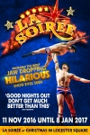 Tickets for La Soiree - Christmas in Leicester Square (Leicester Square, Inner London)