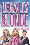 Legally Blonde at New Alexandra Theatre, Birmingham