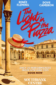 Tickets for The Light in the Piazza (Southbank Centre, West End)