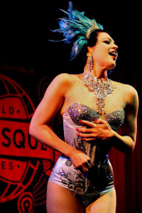 London Burlesque Festival at Bush Hall, Outer London