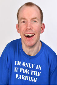 Tickets for Lee Ridley - Lost Voice Guy: I'm Only In It For The Parking (Southbank Centre, West End)