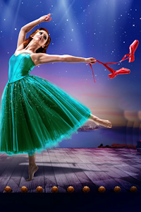 Matthew Bourne's The Red Shoes at King's Theatre, Glasgow