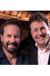 Michael Ball and Alfie Boe at Motorpoint Arena Cardiff, Cardiff