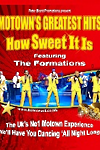 Motown's Greatest Hits - How Sweet it Is tickets and information