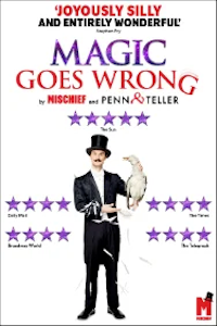 Buy tickets for Magic Goes Wrong
