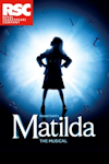 Matilda the Musical tour at 10 venues