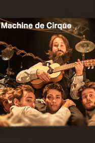 Tickets for Machine de Cirque (Peacock Theatre, West End)