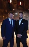 Michael Ball and Alfie Boe at NEC (National Exhibition Centre), Birmingham