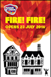 Tickets for Fire! Fire! (Exhibition) (The Museum of London, Inner London)