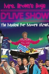 Mrs Brown's Boys D'Live Show at Motorpoint Arena Cardiff, Cardiff