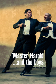 Tickets for Master Harold..And the Boys (Lyttelton (National Theatre), West End)