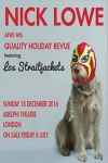 Tickets for Nick Lowe - Nick Lowe's Quality Holiday Revue featuring Los Straitjackets, (Adelphi Theatre, West End)