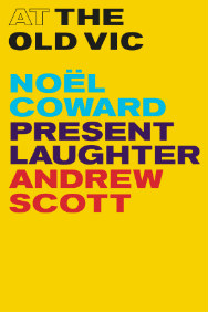 Tickets for Present Laughter (Old Vic Theatre, West End)