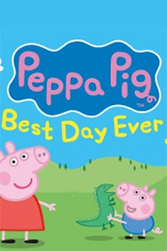 Peppa Pig at Queen's Theatre, Barnstaple