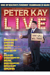 Peter Kay - Peter Kay Live archive