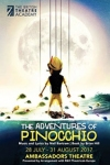 The Adventures of Pinocchio tickets and information