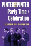 Tickets for Party Time/Celebration (The Harold Pinter Theatre, West End)