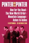 Tickets for One for the Road/The New World Order/Mountain Language/Ashes to Ashes (The Harold Pinter Theatre, West End)