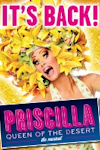 Buy tickets for Priscilla - Queen of the Desert tour