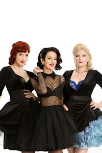 The Puppini Sisters tickets and information