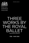 The Royal Ballet - After the Rain/New Christopher Wheeldon/Within the Golden Hour archive