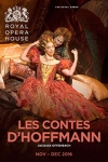 Tickets for The Tales of Hoffmann (Les contes d'Hoffmann) (Royal Opera House, West End)