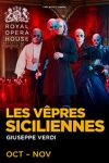 Tickets for Les Vepres siciliennes (Royal Opera House, West End)