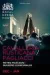 Tickets for Pagliacci (Players) (Royal Opera House, West End)