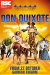Tickets for Don Quixote (Garrick Theatre, West End)