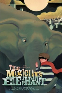 The Magician's Elephant at Royal Shakespeare Theatre, Stratford-Upon-Avon