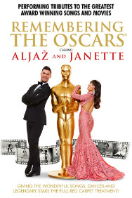 Remembering the Oscars at Cliffs Pavilion, Southend-on-Sea