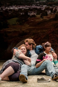 Rita, Sue and Bob Too at The Lowry, Salford
