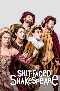 Shit-Faced Shakespeare at Wyvern Theatre, Swindon