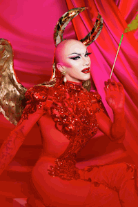 Sasha Velour - Smoke & Mirrors