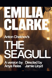 Tickets for The Seagull (Playhouse Theatre, West End)