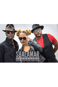 Shalamar tickets and information