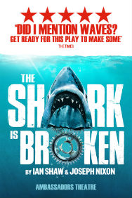 The Shark is Broken archive
